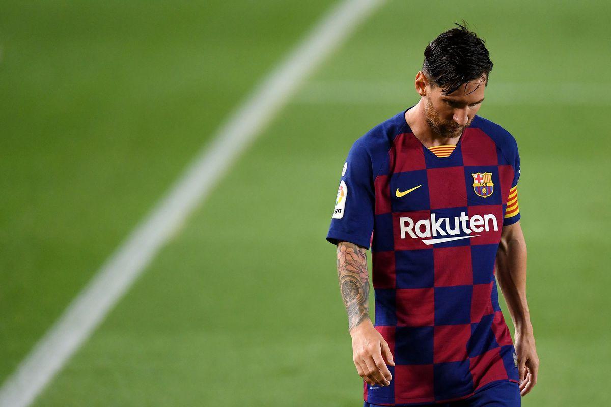 Messi processa il Barcellona