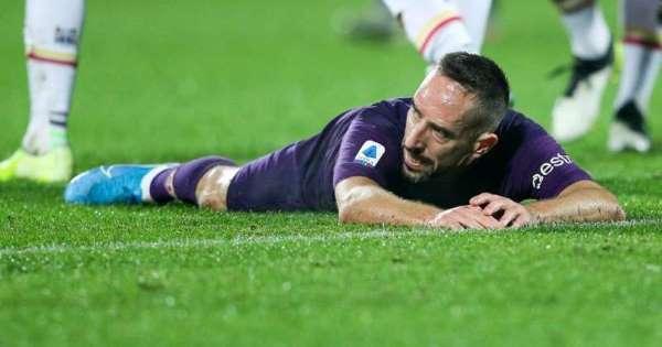 Cos'è successo a Ribery
