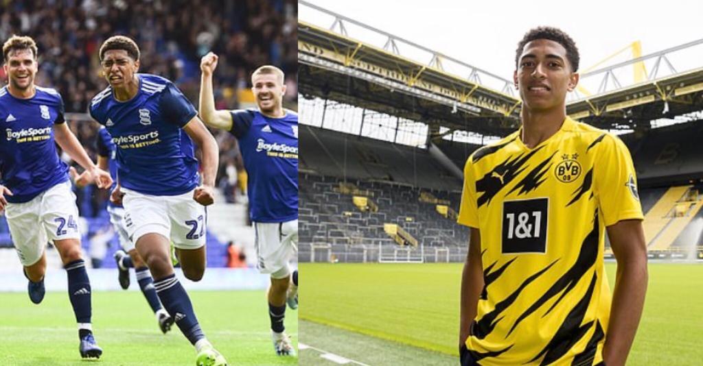 Borussia Dortmund Bellingham
