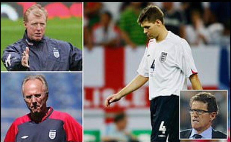 Inghilterra Gerrard
