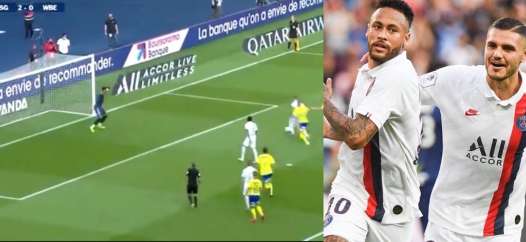 rigore Neymar Icardi