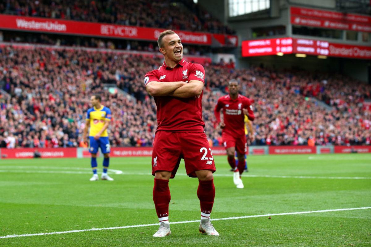 Shaqiri Liverpool Svizzera