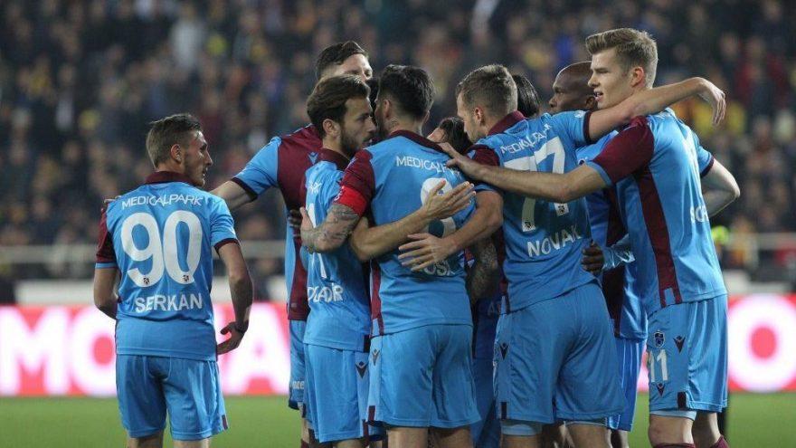 Trabzonspor niente champions