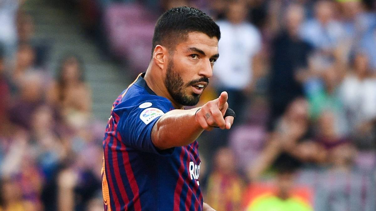 addio Suarez Barca