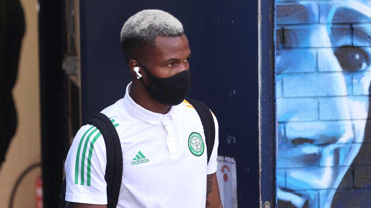 Scozia Celtic quarantena
