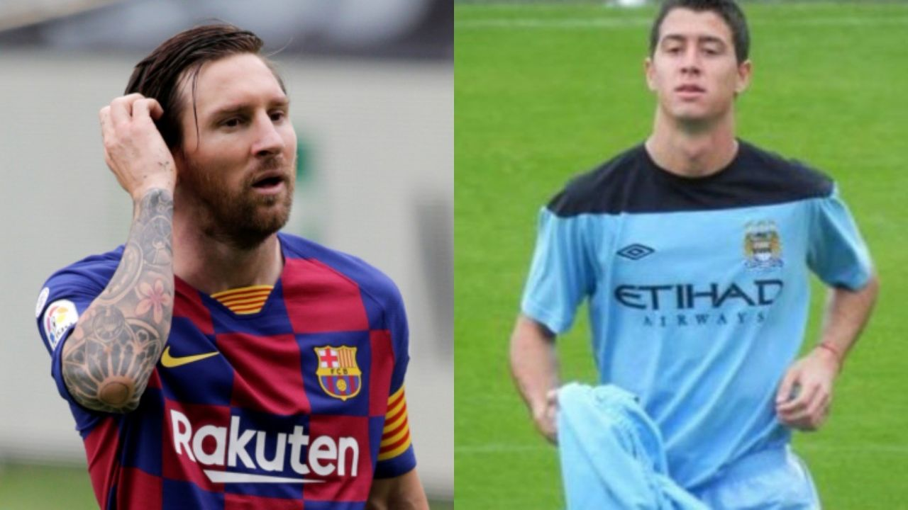 d'angelo messi