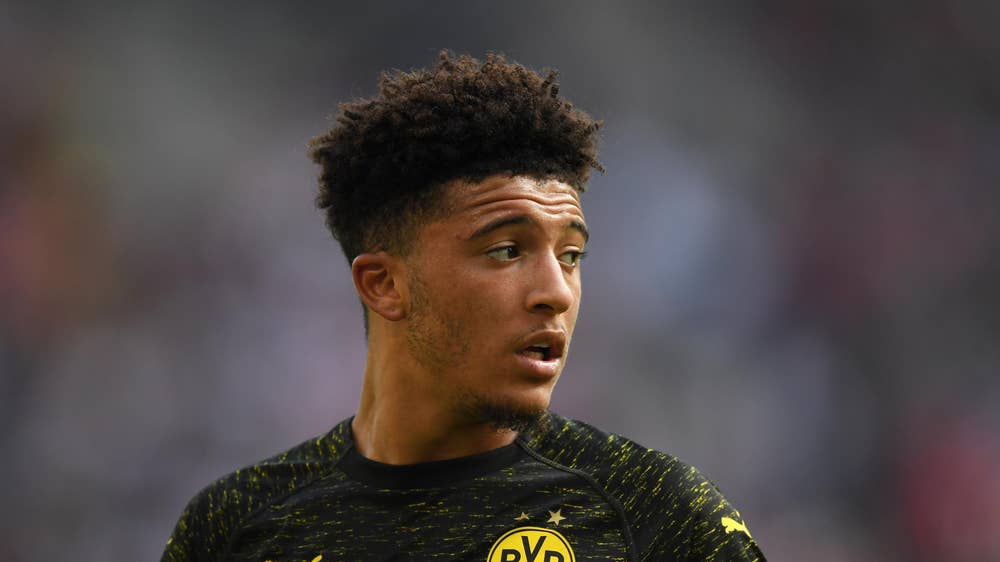Sancho Manchester United