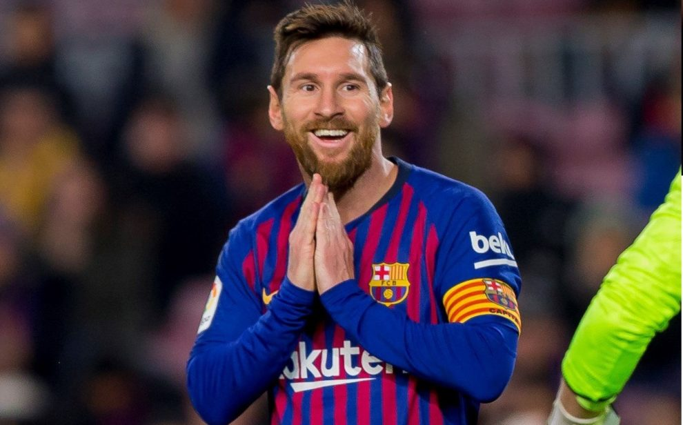 messi offerta shock dal Manchester City