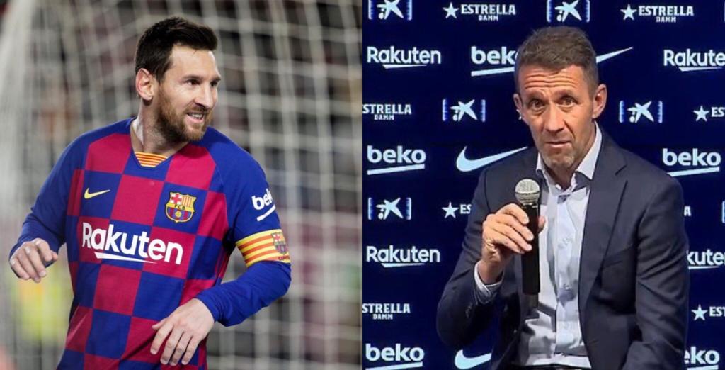 Messi Barcellona guerra