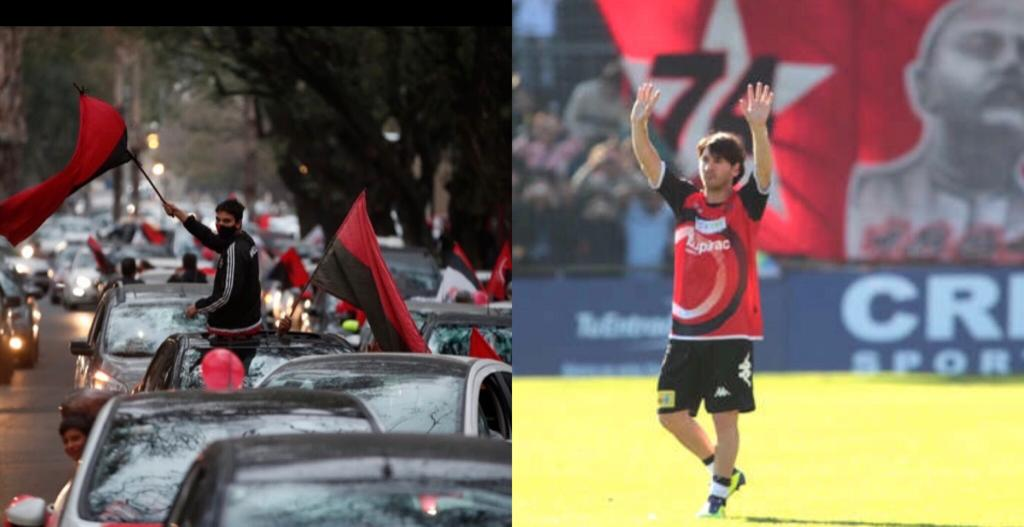 Newell's Old Boys Messi