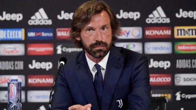 Juventus Pirlo attacco