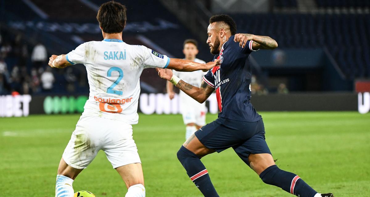 Neymar insulti a Sakai