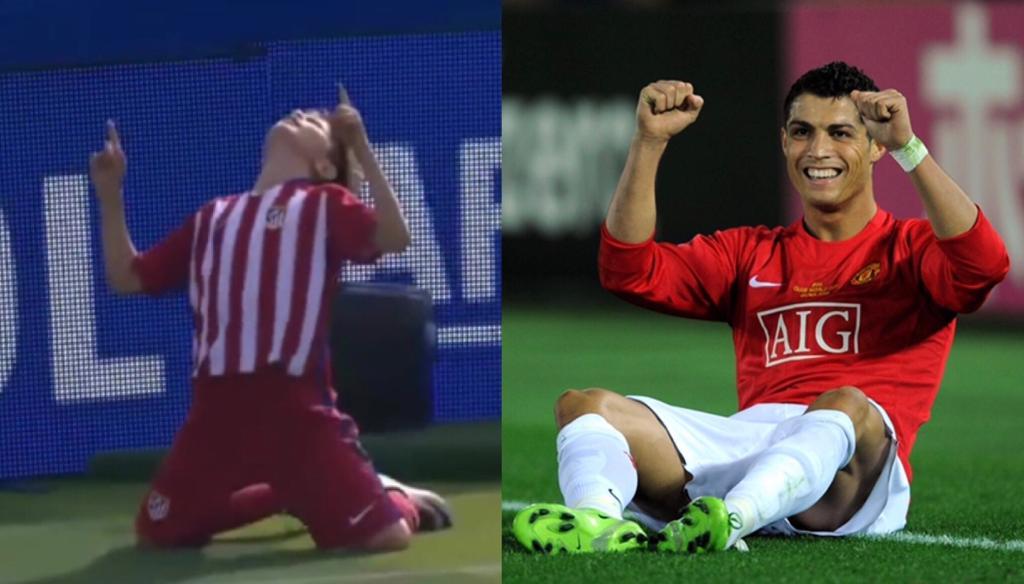 cantera Atletico Ronaldo