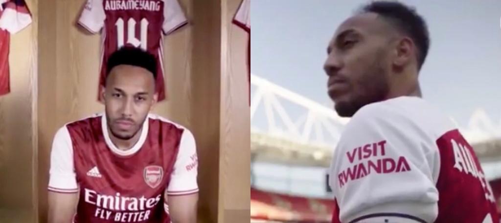 Aubameyang super contratto Arsenal