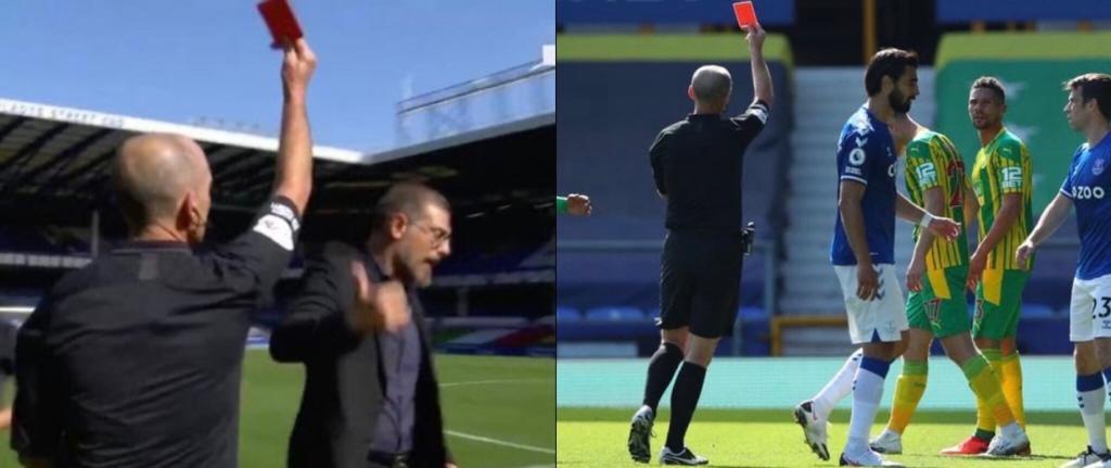 Bilic espulso arbitro