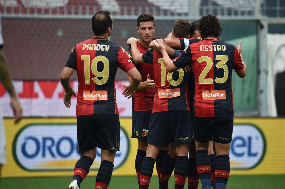 Genoa positivi Covid