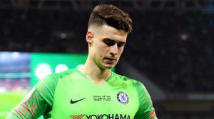 Kepa errore Chelsea Liverpool