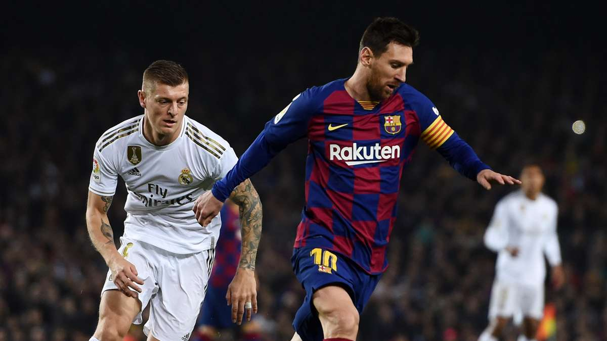 Messi salta il Clasico