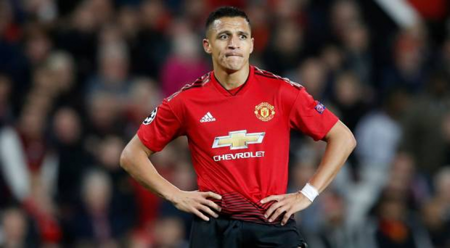 sanchez manchester united
