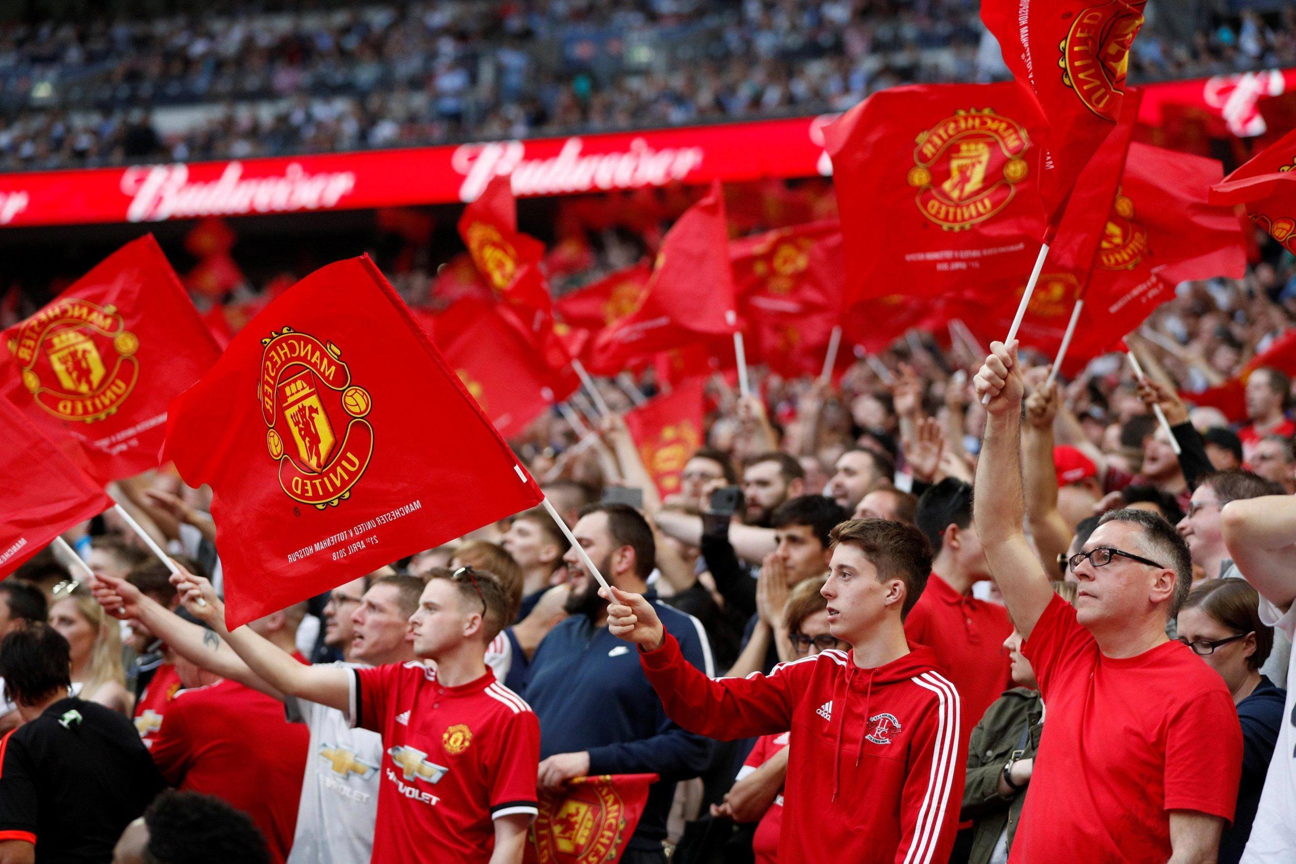 tifosi United senza cervello