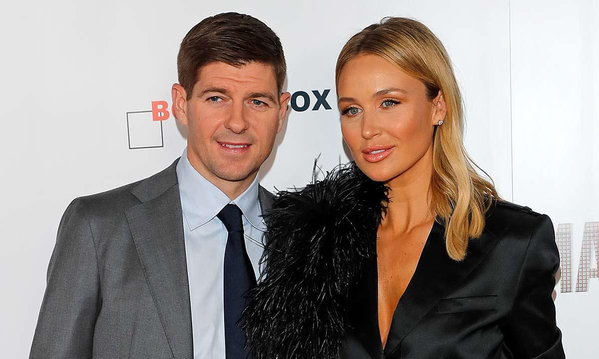 moglie Steven Gerrard