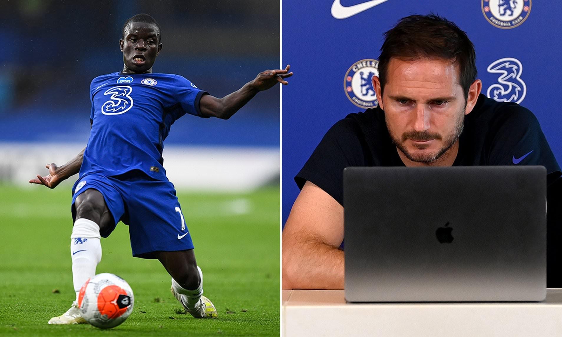 Chelsea Kante Lampard