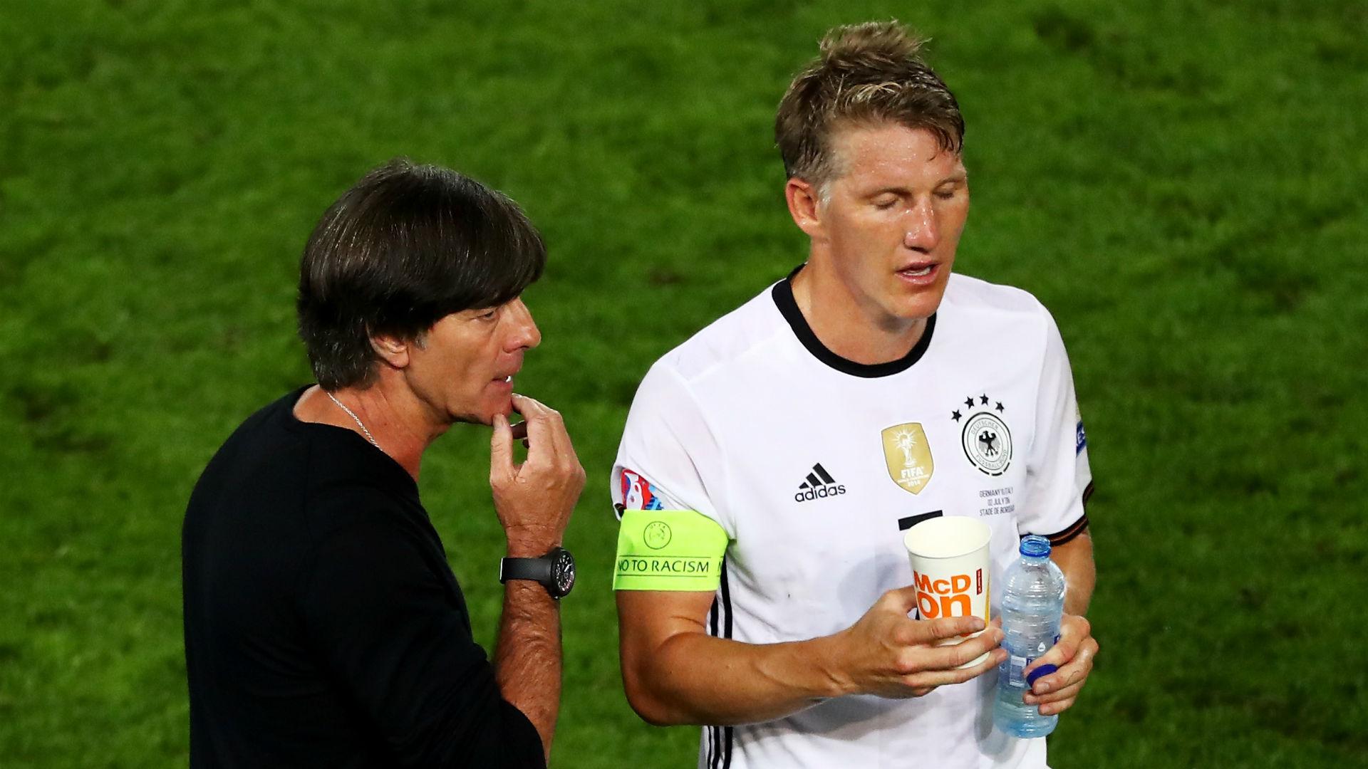 Schweinsteiger attacca Löw