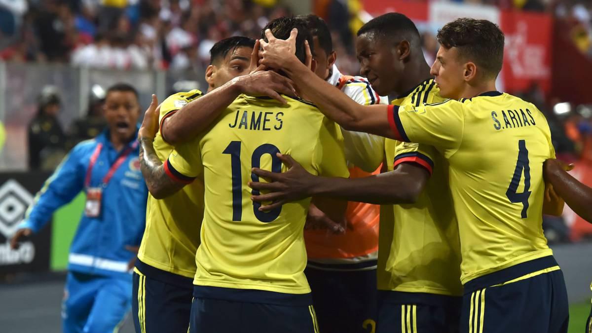Colombia due giocatori