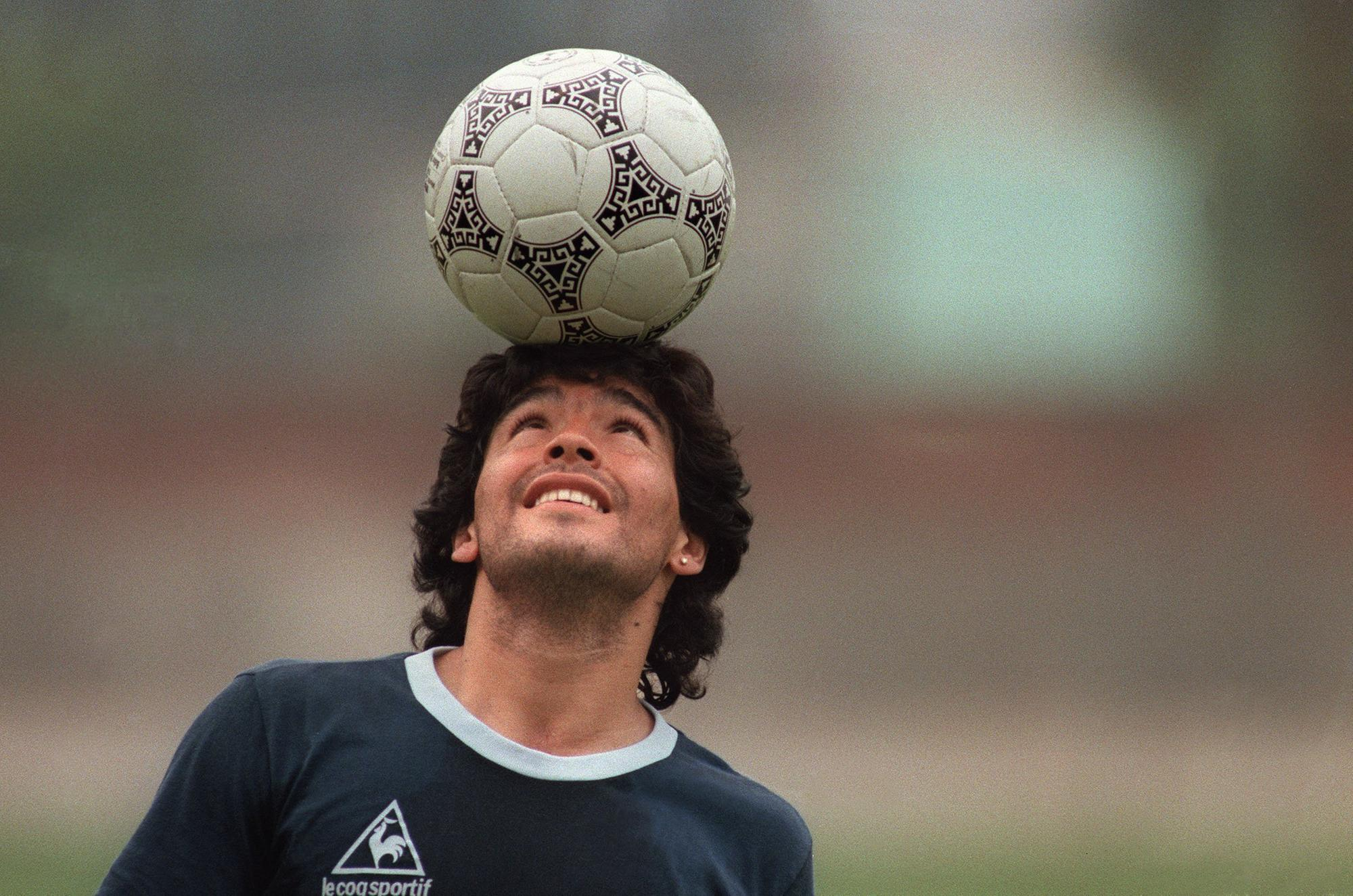 Maradona sheffield united