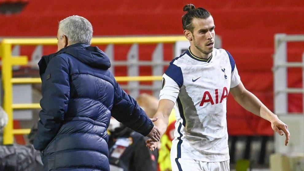 Mourinho smentisce Bale