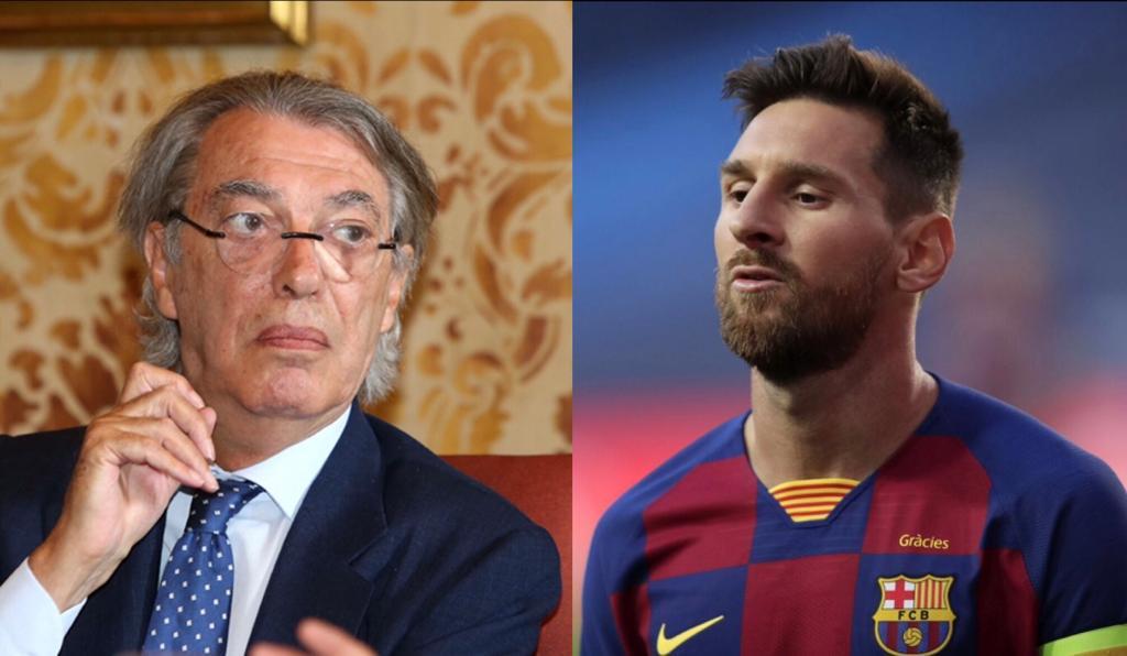 Inter offerta Messi