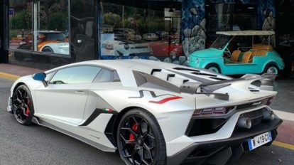 Lamborghini di mendy