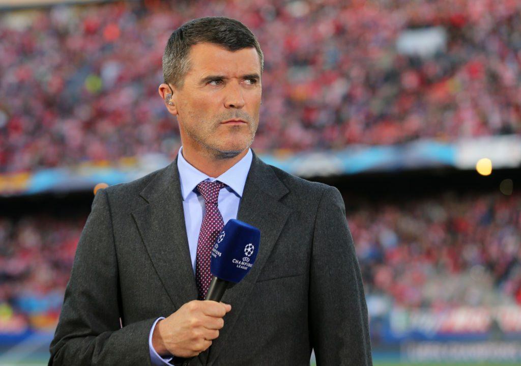 Derby di Manchester Keane