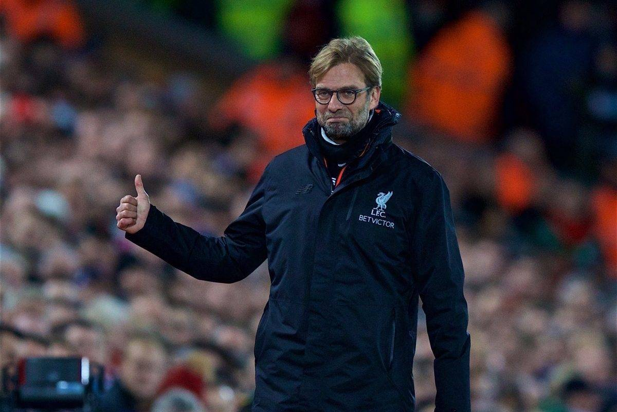 klopp tifosi Liverpool