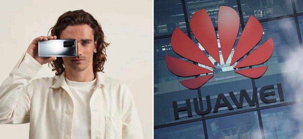 Griezmann Huawei