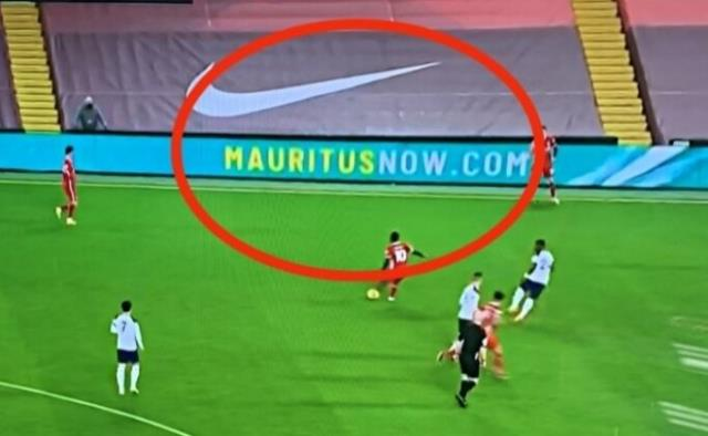 Mauritius liverpool Anfield