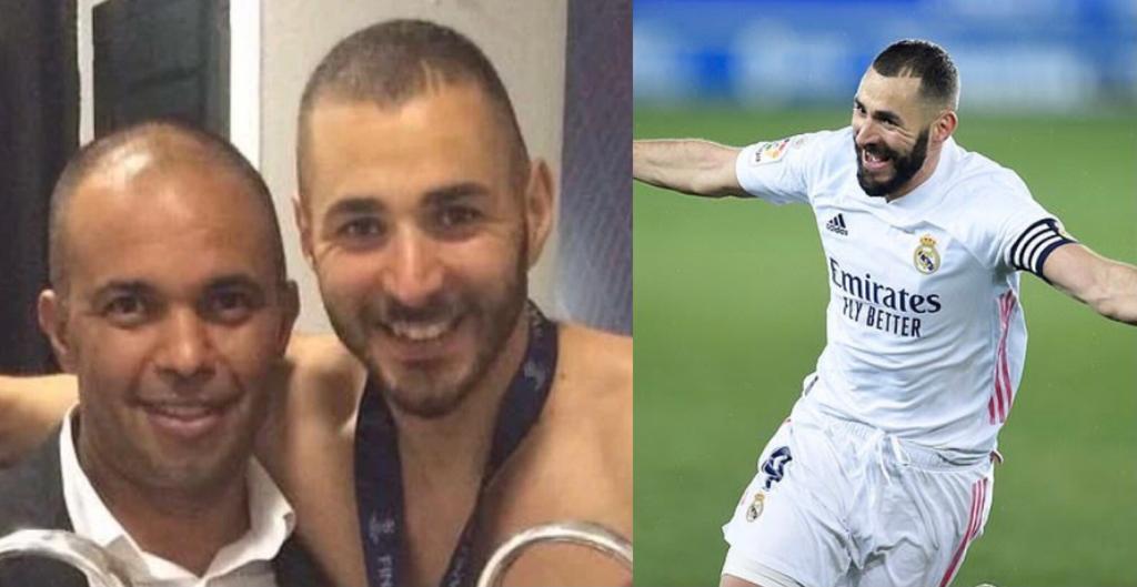 ex agente Benzema