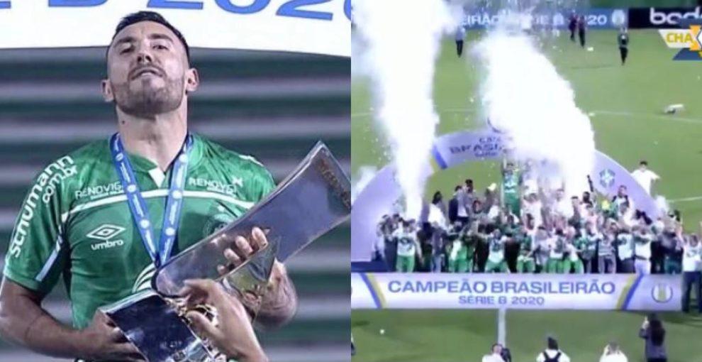 Chapecoense Serie B brasiliana