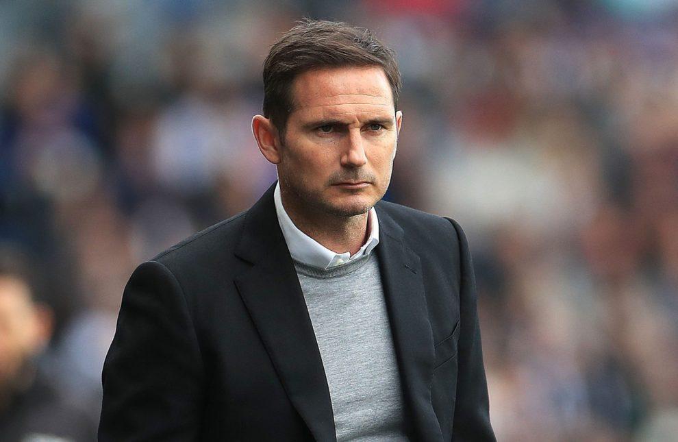 Lampard lettera Chelsea
