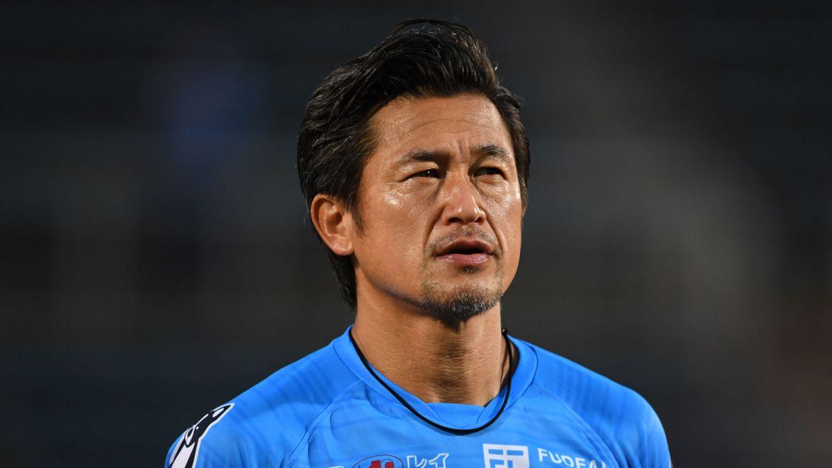 Miura giocherà 54 anni