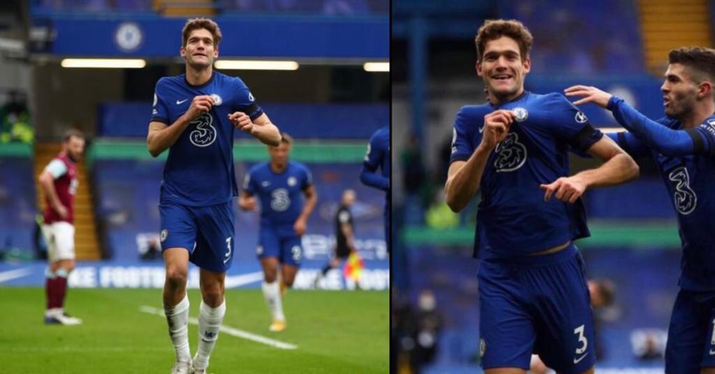 Marcos Alonso titolare