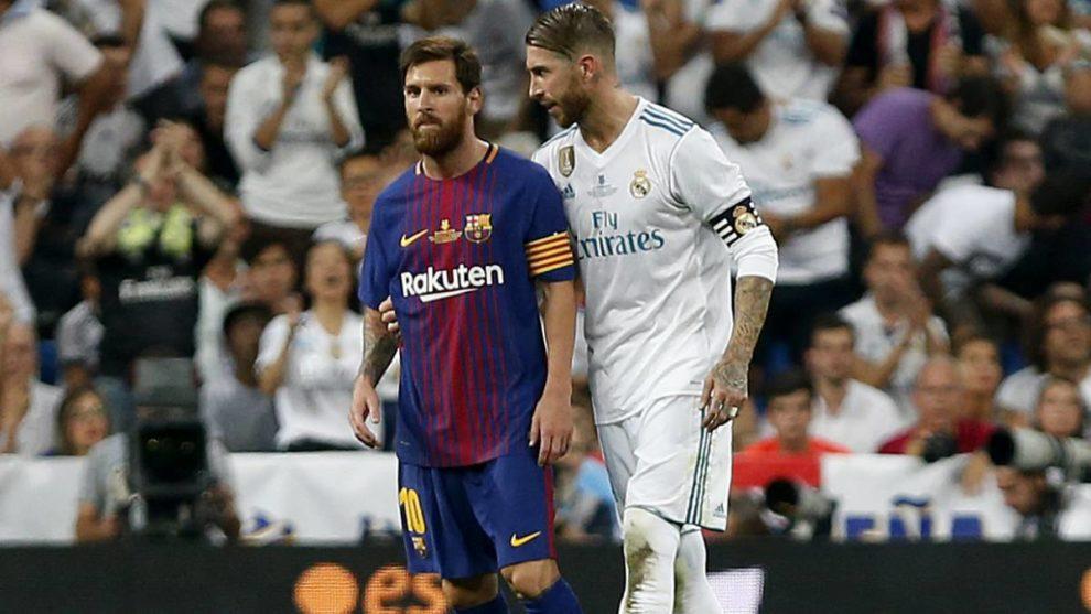 Psg Sergio Ramos Messi