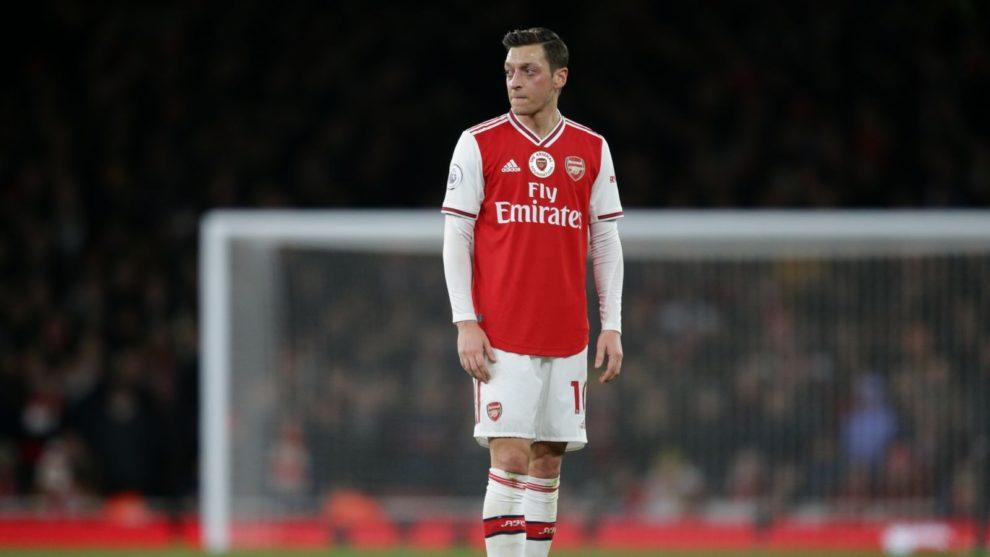 Ozil rescissione Arsenal