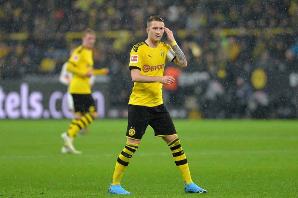 Dortmund Reus difesa