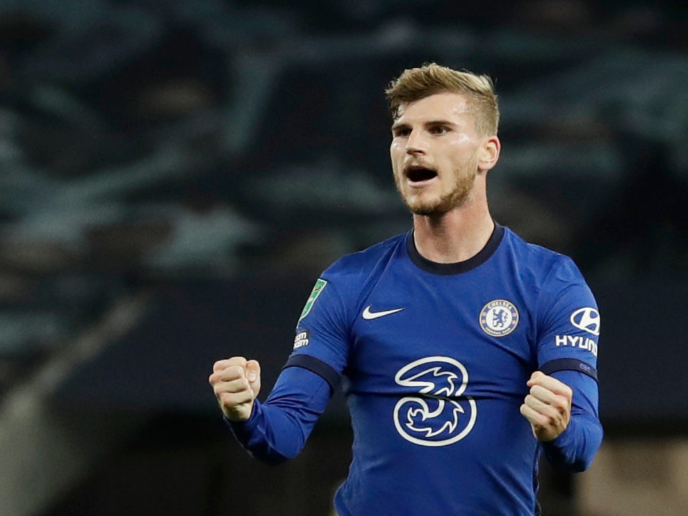 timo Werner lampard