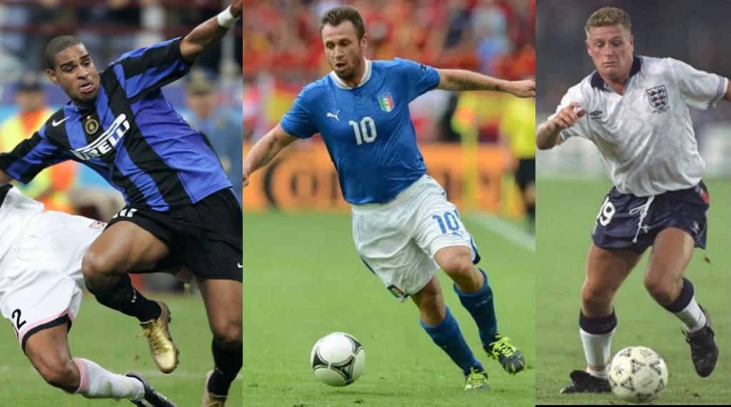 talenti sprecati France Football Cassano