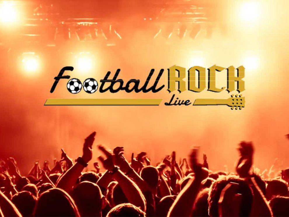 football rock