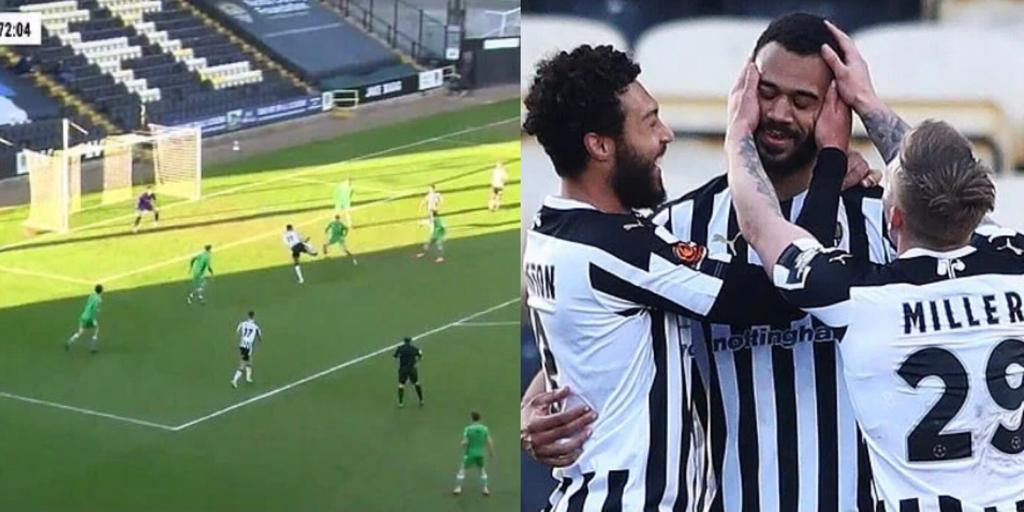 goal dell'anno Notts County