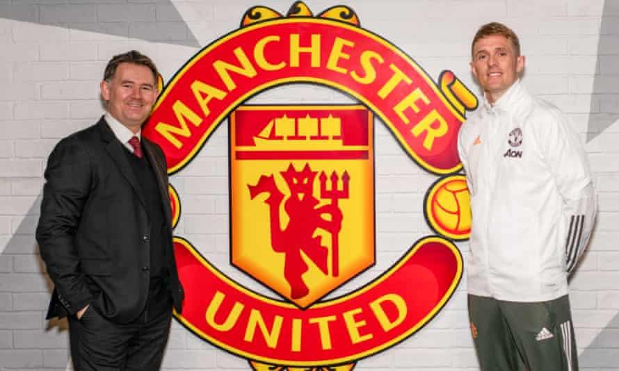 direttore sportivo Manchester United