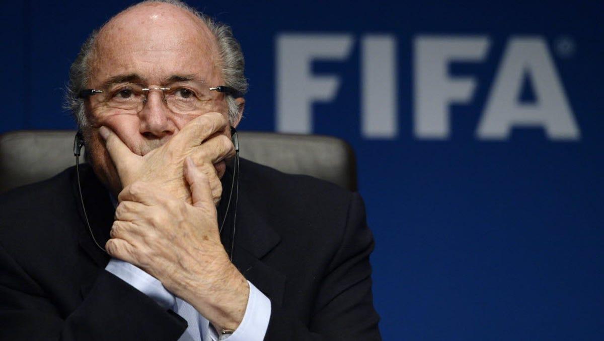 Blatter e Valcke condanna
